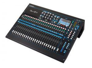Q 24 Allen and Heath mixer/stage box
